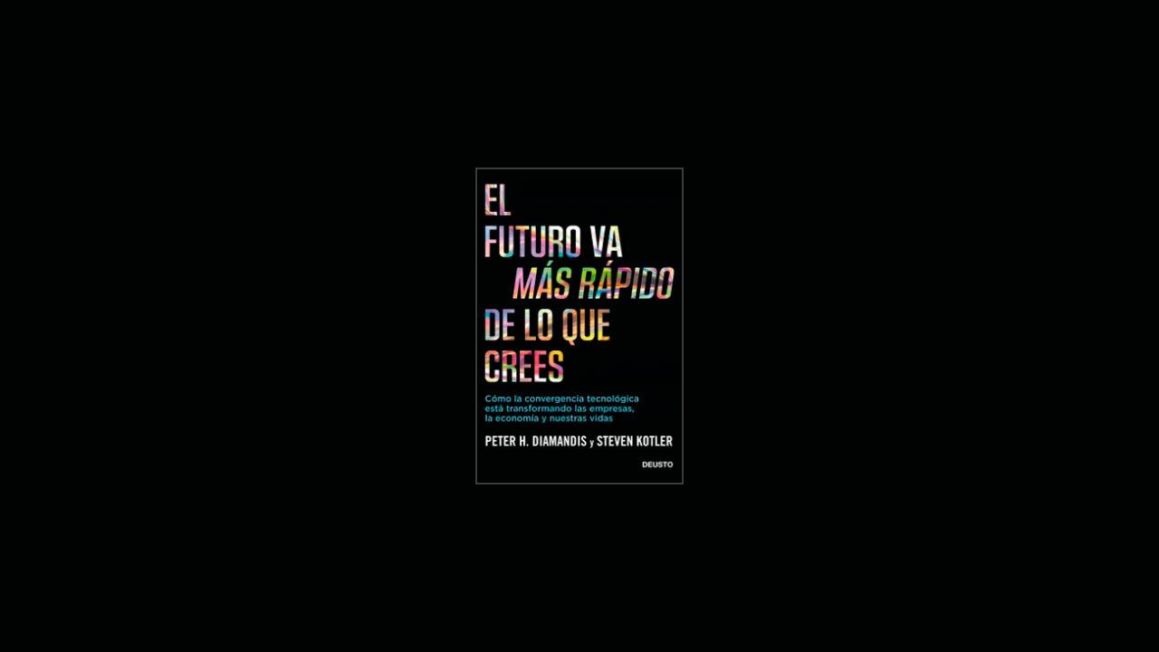 El futuro va mas rapido de lo que crees